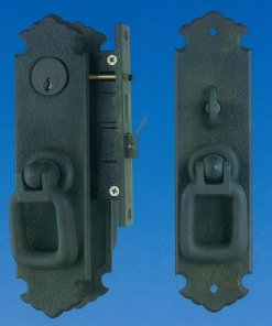 Ninja Hardware, Japanese traditional style cylinder lock