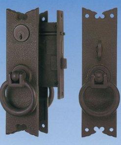 Ninja Hardware, Japanese traditional style cylinder lock