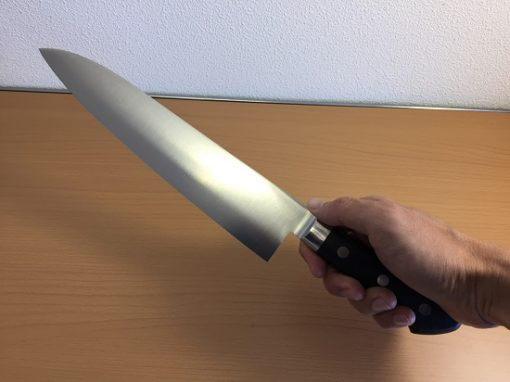 Sakai Knives of Japan, gyuto stainless steel
