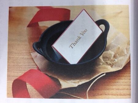 gift wrapping of nambu ironware