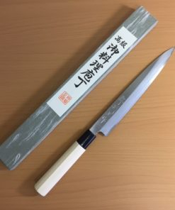 box and knife of Sakai Norimasa