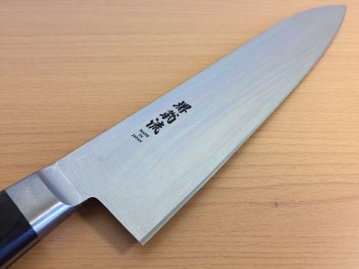 Japanese chef knife made in Sakai, gyuto SK steel