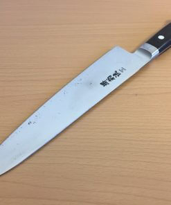 Japanese chef knife made in Sakai, gyuto SK steel