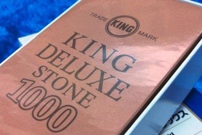 king deluxe waterstone 1000