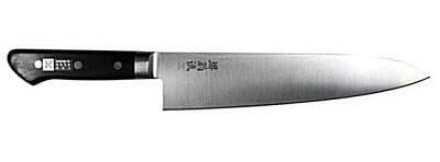 Gyuto chef knife, a type of Japanese knives