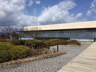 building of national museum of kyoto