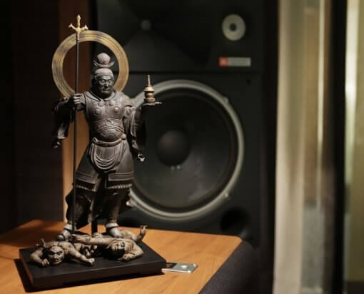 Buddha Statue for sale, Bishamonten, placement image