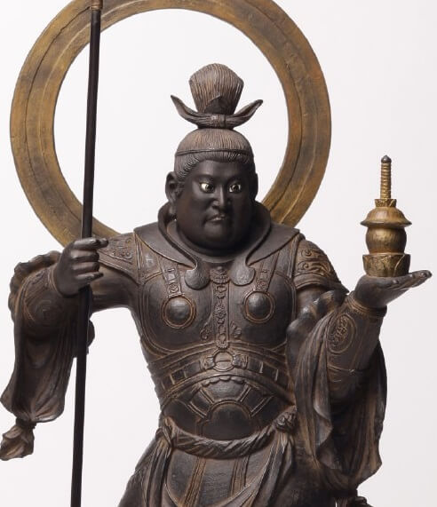Buddha Statue for sale, Bishamonten