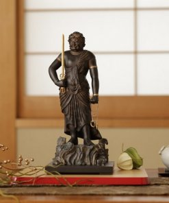 Buddha Statue for sale, Acala / Fudo Myo-oh, display example in a room