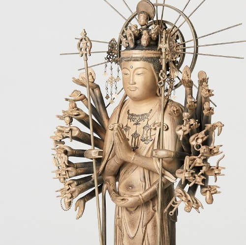 Buddha Statue for sale, 1000-armed Kannon