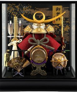 samurai helmet for sale, Kenshin Uesugi - Suiwn gold model