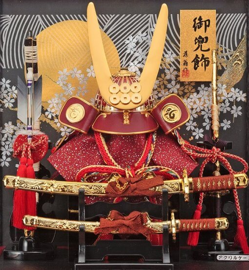 samurai helmet for sale, Yukimura Sanada model, details of helmet and accessories