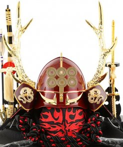samurai helmet for sale, Sanada, entire look