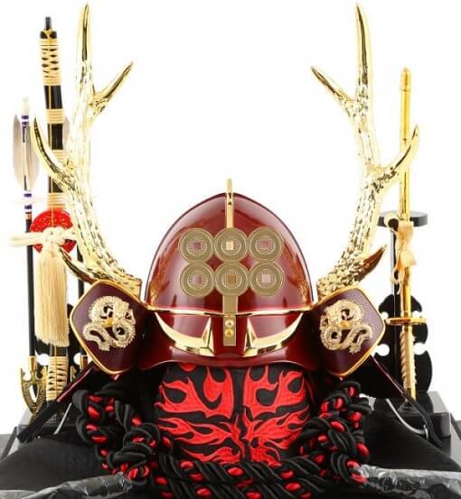 samurai helmet for sale, Sanada, entire look