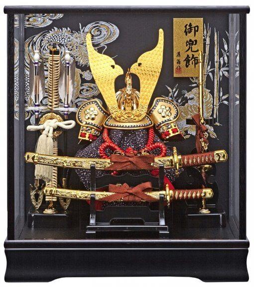 Samurai helmet for sale, fugaku model