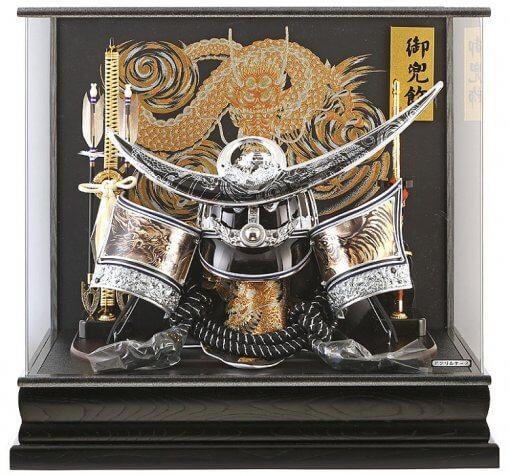 Samurai helmet for sale, Kenshin Uesugi - Kurama model