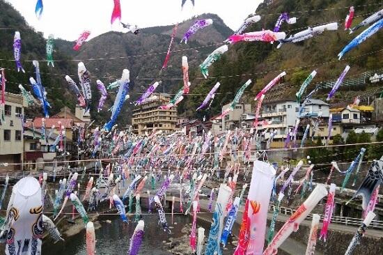 koinobori festival in japan
