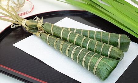 rice dumplings chimaki for Children's Day