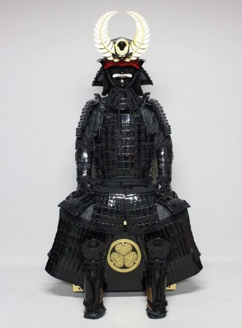 A full set of Samurai armour for sale