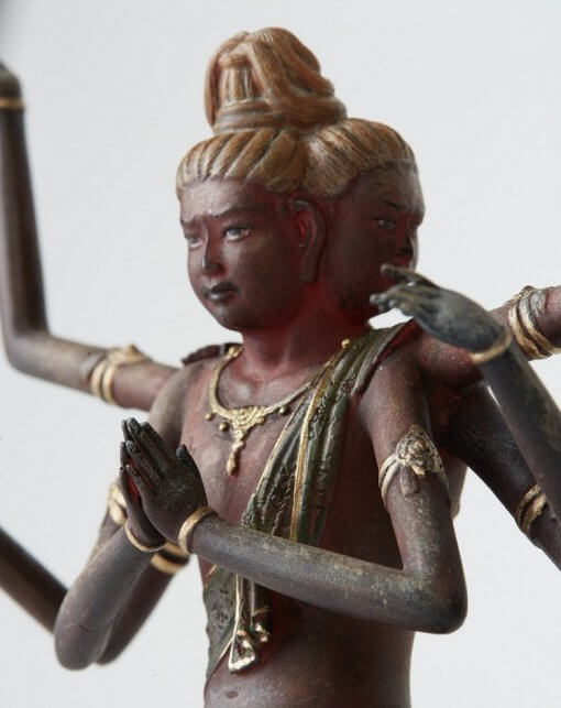 Buddha Statue for sale, palm-sized Asura