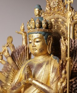 Buddha Statue for sale, ultimate 1000-armed Kannon
