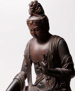 Buddha Statue for sale, Nyoirin Kannon Cintāmaṇicakra