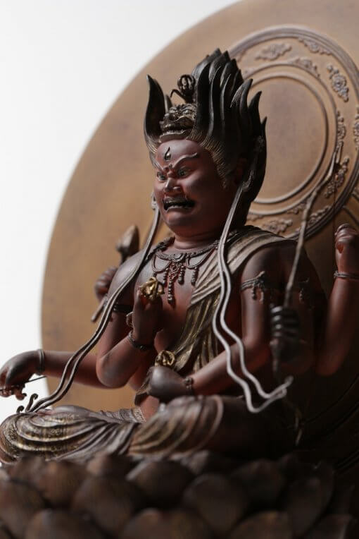 Buddha Statue for sale, Aizen Myooh Ragaraja