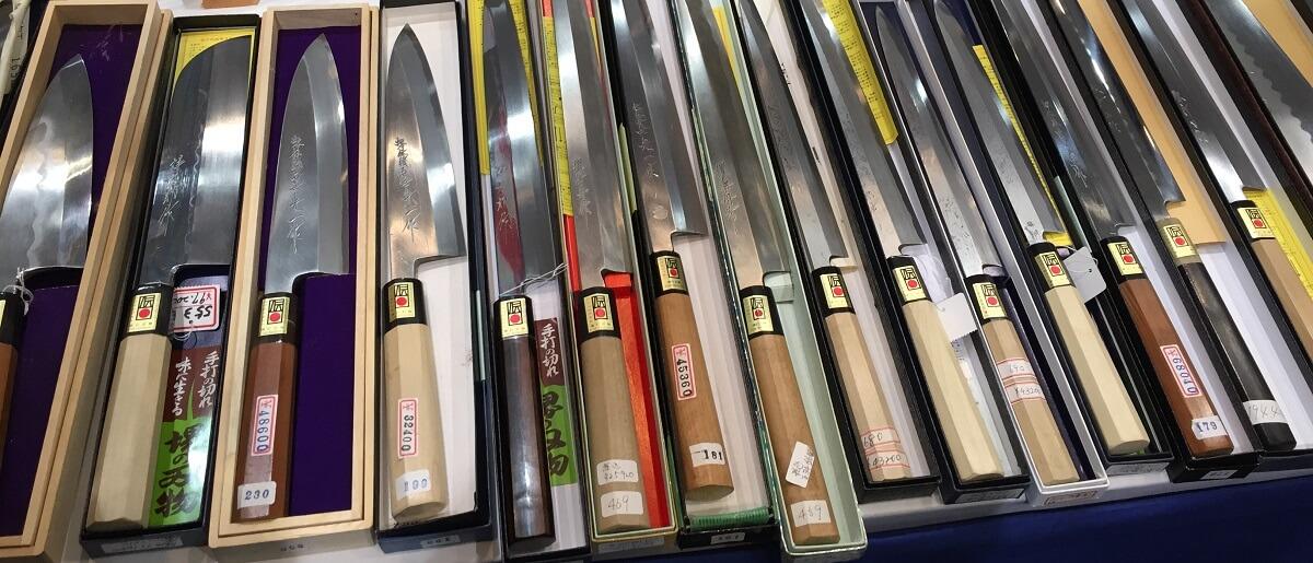 japanese kitchen knife handles made in Sakai