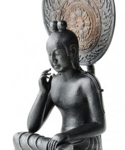 Buddha Statue for sale, Palm-sized Bosatsu Hanka