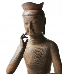 Buddha Statue for sale, Palm-sized Miroku Buddha