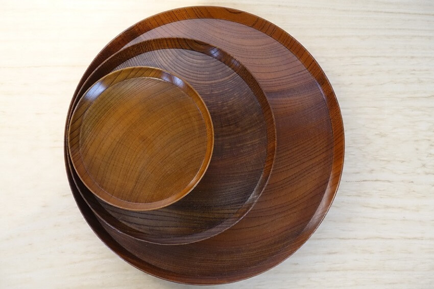 Japanese Lackquerware made of wood