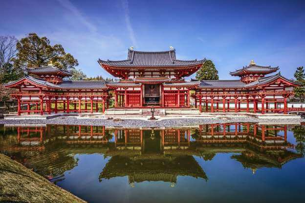 Japan's national heritage you must visit - Pheonix Hall, Byodoin Temple