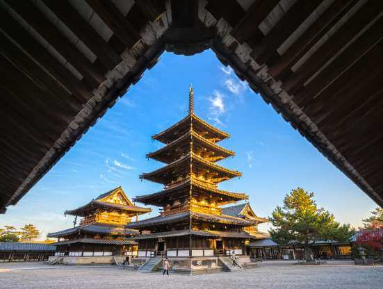 Japan's national heritage you must visit - The Five-Storied Pagoda, The Kohfukuji Temple