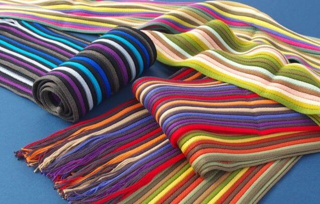 Kiryu Kimono Fabric, Traditional Japanese fabric for Kimono etc., colorful Kiryu fabric