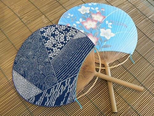 Boshu Uchiwa Fans, Japanese traditional craft, some nice designs