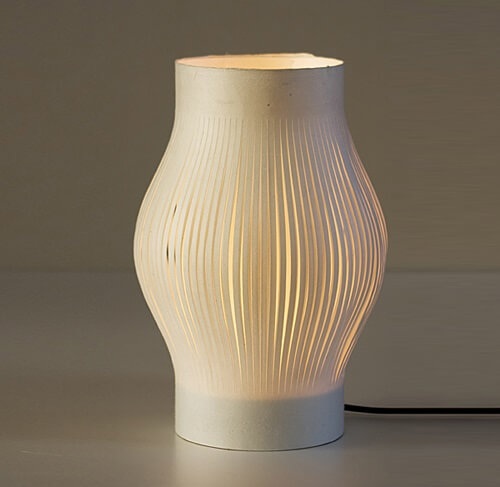 Uchiyama Washi Japanese paper, a Japanese traditional craft, lamp shade