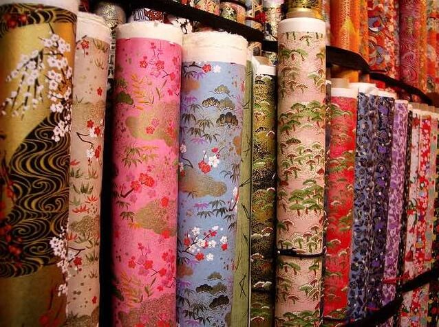 Mino Washi Japanese paper, a Japanese traditional craft, beautiful pattern Washi rolls