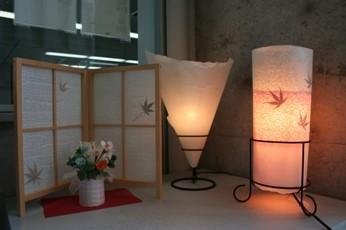 Mino Washi Japanese paper, a Japanese traditional craft, Washi making experience in Washi Museum, output Washi paper lantern