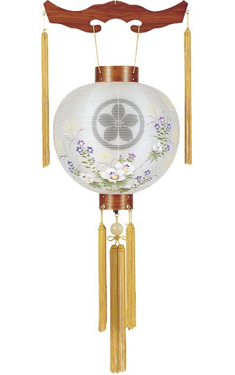 Gifu lanterns, a Japanese traditional craft, traditional hanging lantern for sale