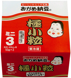 A popular package of Natto