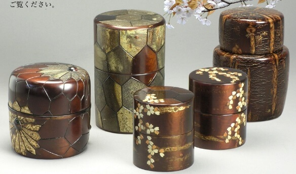 Japanese crafts, Birch woodwork, nice looking products