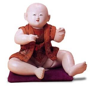 Kyoto Dolls, a Japanese traditional craft, Gosho dolls