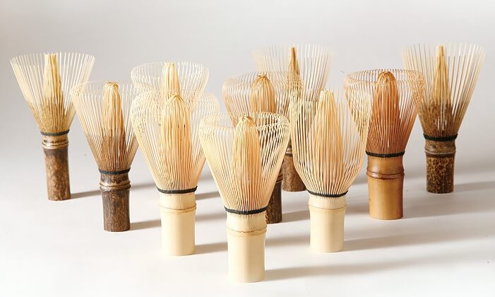 Takayama Tea Whisk, origin of tea whisk, a Japanese traditional craft, products