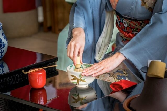 Takayama Tea Whisk, origin of tea whisk, a Japanese traditional craft, using in tea ceremony