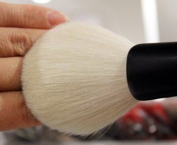 Kumano brushes for makeup, a Japanese craft, silky touch brush fur