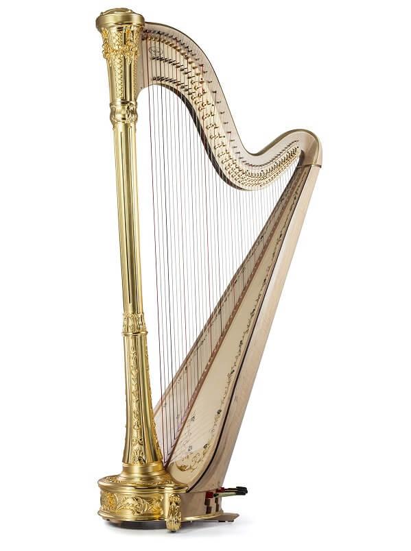 western harp