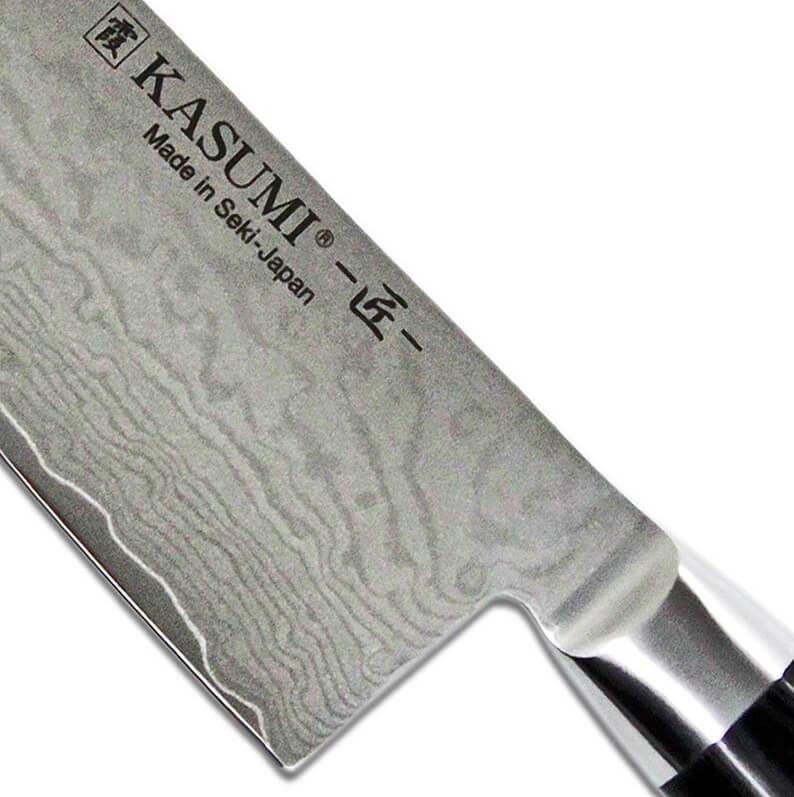 Japanese authentic knife Honyaki, Kasumi knife product
