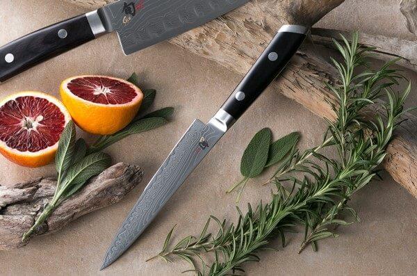 Japanese chef knives, Shun knives by Kai