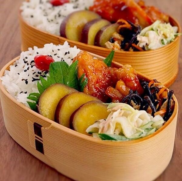 Bento, Japanese lunch box, gorgeous bento box