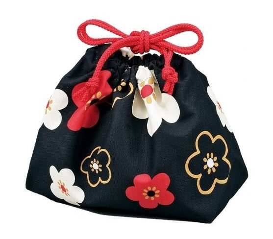 Bento, Japanese lunch box, wrapped bento box